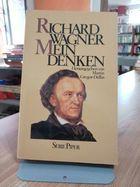 Livro Richard Wagner: Mein Denken Autor Richard Wagner (1982) [usado]