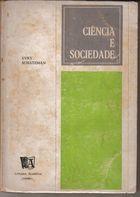 Livro Ciência e Sociedade Autor Evry Schatzman (1973) [usado]