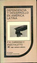 Livro Dependencia Y Desarrollo En América Latina Autor F. H. Cardoso Y Enzo Faletto (1978) [usado]