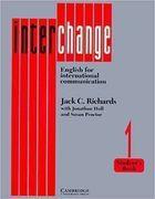 Livro Interchange 1 Students Book: English For International... Autor Jack C. Richards (1990) [usado]