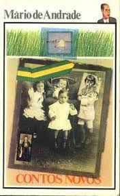 Livro Contos Novos Autor Mário de Andrade (1996) [usado]