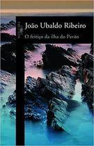 Livro o Feitiço da Ilha do Pavão Autor João Ubaldo Ribeiro (2011) [usado]