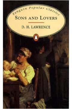 Livro Sons And Lovers Autor D. H. Lawrence (1995) [usado]