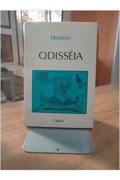 Livro Odisséia (bolso) Autor Homero (1989) [usado]