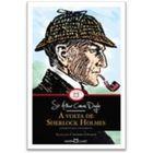 Livro a Volta de Sherlock Holmes Autor Sir Arthur Conan Doyle (2011) [usado]