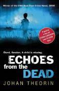 Livro Echoes From The Dead Autor Johan Theorin (2009) [usado]