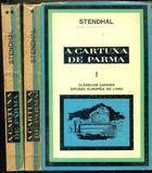 Livro a Cartuxa de Parma - 2 Volumes Autor Stendhal (1961) [usado]