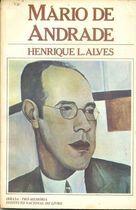 Livro Mário de Andrade Autor Henrique L. Alves (1983) [usado]