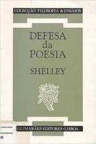 Livro Defesa da Poesia Autor Shelley (1986) [usado]