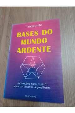 Livro Bases do Mundo Ardente Autor Trigueirinho (1989) [usado]