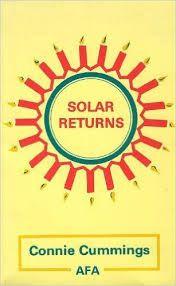 Livro Solar Returns Autor Connie Cummings (1981) [usado]