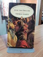 Livro Jude The Obscure Autor Thomas Hardy (1994) [usado]