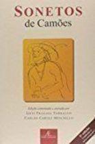Livro Sonetos de Camões Autor Luís Vaz de Camões (2011) [usado]