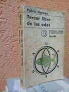 Livro Tecer Libro de Las Odas Autor Pablo Neruda (1957) [usado]