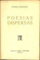 Livro Poesias Dispersas Autor Guerra Junqueiro [usado]