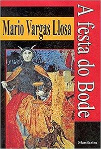 Livro a Festa do Bode Autor Mário Vargas Llosa (2000) [usado]