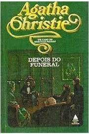 Livro Depois do Funeral Autor Agatha Christie (1976) [usado]