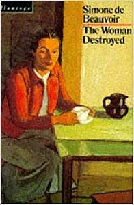 Livro The Woman Destroyed Autor Simone de Baeauvoir (1988) [usado]
