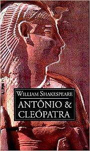 Livro Antônio e Cleópatra (edição de Bolso) Autor William Shakespeare (2005) [usado]
