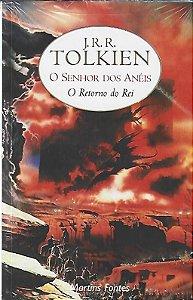Livro o Senhor dos Anéis - o Retorno do Rei Autor J. R. R. Tolkien (2002) [novo]