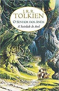 Livro Senhor dos Anéis: a Sociedade do Anel Autor J. R. R. Tolkien (2000) [usado]