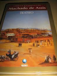 Livro Teatro - Obras Completas Autor Machado de Assis (1997) [usado]