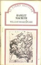 Livro Hamlet Macbeth Autor William Shakespeare (1987) [usado]