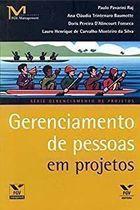 Livro Gerenciamento de Pessoas em Projetos Autor Paulo Pavarini Raj (2006) [usado]