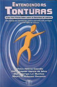 Livro Entendendo Tonturas Autor Heloísa Helena Caovilla, Maria Leonor Garcia da Silva (1999) [usado]