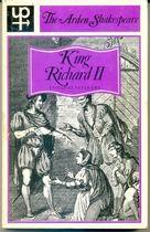 Livro King Richard Ii - The Arden Shakespeare Autor William Shakespeare, Peter Ure (edited) (1970) [usado]