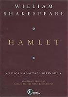Livro Hamlet - Edição Adaptada Bilíngue Autor William Shakespeare (2005) [usado]