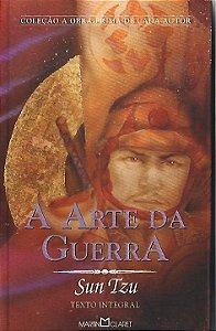 Livro a Arte da Guerra Autor Sun Tzu (2002) [usado]
