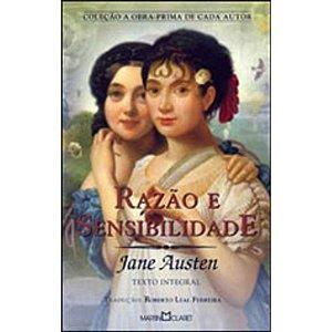 Livro Razão e Sensibilidade Autor Jane Austen (2009) [usado]