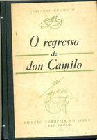 Livro o Regresso de Don Camillo Autor Giovanni Guareschi [usado]