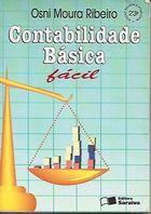 Livro Contabilidade Básica Fácil Autor Osni Moura Ribeiro (2002) [usado]