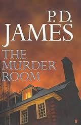 Livro The Murder Room Autor P. D. James (2003) [usado]