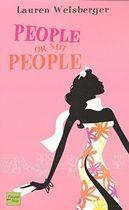 Livro People Or Not People Autor Lauren Weisberger (2006) [usado]