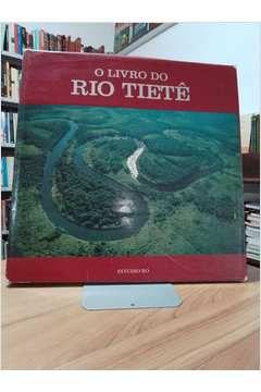 Livro o do Rio Tietê Autor Ricado Othake (edição) (1989) [usado]