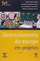 Livro Gerenciamento do Escopo em Projetos Autor Vários Autores (2010) [usado]