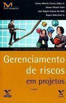 Livro Gerenciamento de Riscos em Projetos Autor Vários Autores (2010) [usado]