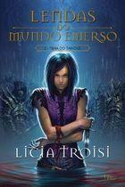 Livro Filha do Sangue: Lendas do Mundo Emerso - Vol. 2 Autor Licia Troisi (2012) [usado]