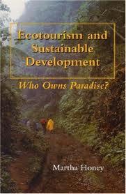Livro Ecotourism And Sustainable Development Autor Martha Honey (1999) [usado]