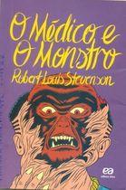 Livro o Médico e o Monstro Autor Robert Louis Stevenson (2012) [usado]