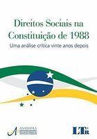 Livro Direitos Sociais na Constituição de 1988 Autor Vários Autores (2008) [usado]