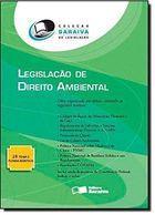Livro Legislação de Direito Ambiental Autor Vários Autores (2012) [usado]