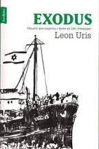 Livro Exodus Autor Leon Uris (2008) [usado]