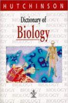 Livro Dictionary Of Biology Autor Hutchinson (1993) [usado]