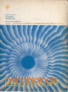 Livro Psicobiologia Autor James L. Mcgaugh e Outros (1973) [usado]