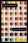 Livro Arte & Mentiras Autor Jeanette Winterson (2003) [usado]