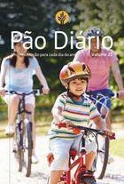 Livro Pão Diário-volume 22 Autor Vários Autores (2018) [usado]
